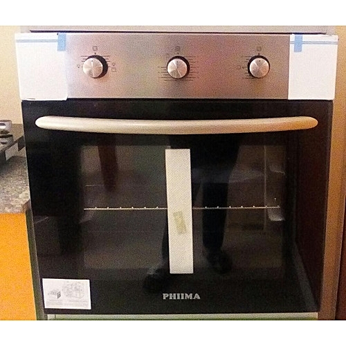 Built-in Gas Oven - Silver