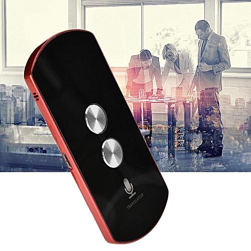 Portable Smart Voice Language Translator Instant Travel Translators Multilingual Real Time Translation Support 42 Languages Hot ASQOA