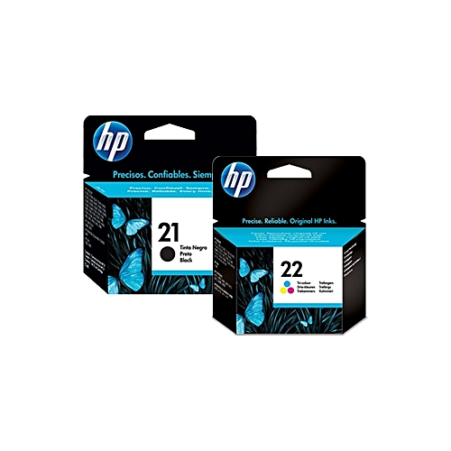 21 & 22 Ink Jet Printer Cartridge