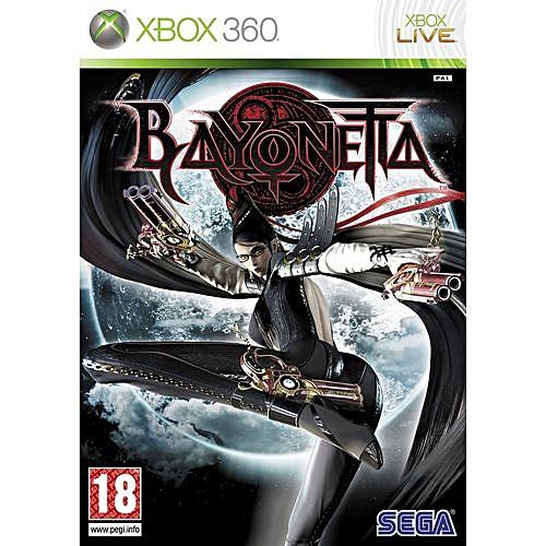 Bayonetta Xbox 360 PAL