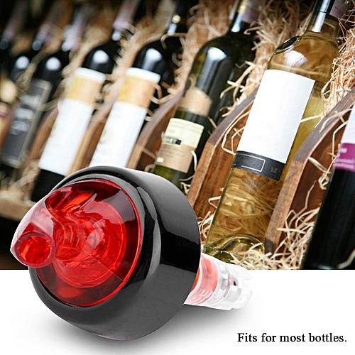 30ml Wine Dispenser Bottle Drink Liquor Pourer Stopper For Bar Home Party