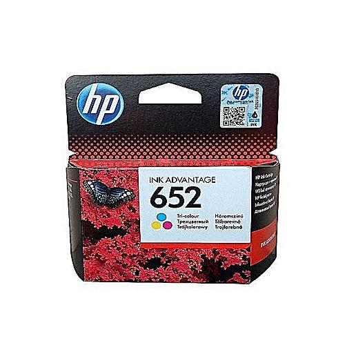 HP 652 Ink Cartridge -Color