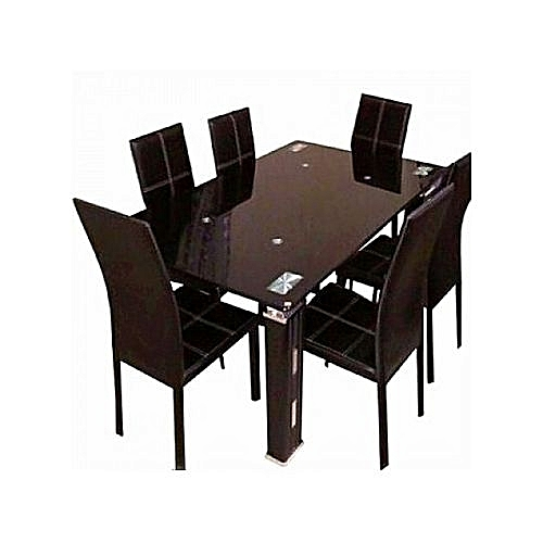 Dining Table With 6 Chairs Octavia (Delivery Only In Lagos)