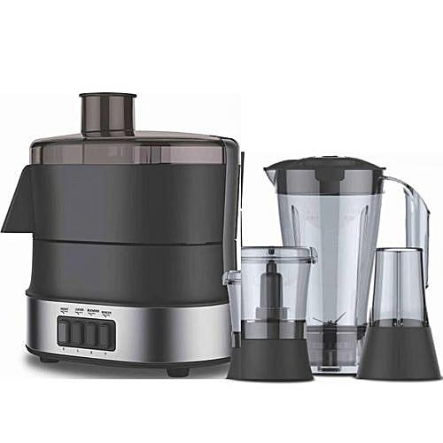 Juice Extractor SFJE6400K-CB - 4-IN-1 JUICER - Black