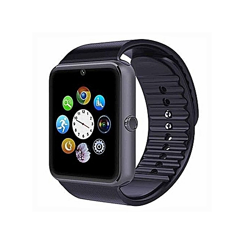 Smart Watch Camera, Sim And Memory Card Enabled
