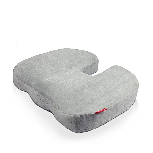 Honana WX-635 Slow Rebound Memory Foam U Shape Beautify Hip Cushion Soft Sofa Chair Seat Health Cushion