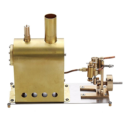 Steam Boiler Single Cylinder Steam Engine M1B Single Cylinder Double Acting Oscillating Steam Engine Suitable For Marine Use