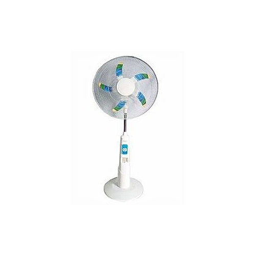 Rechargeable Fan With USB And Remote