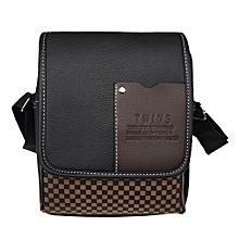 87183e4ca31 Fashion Men's Briefcase Casual Wild Handbag Shoulder Messenger Bag