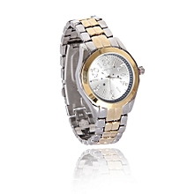 Ladies Gold And Silver Wrist Watch