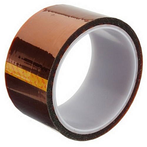 Jummoon Shop 5/10/20/30/50mm100ft Heat Resistant High Temperature Polyimide Kapton Tape 33M