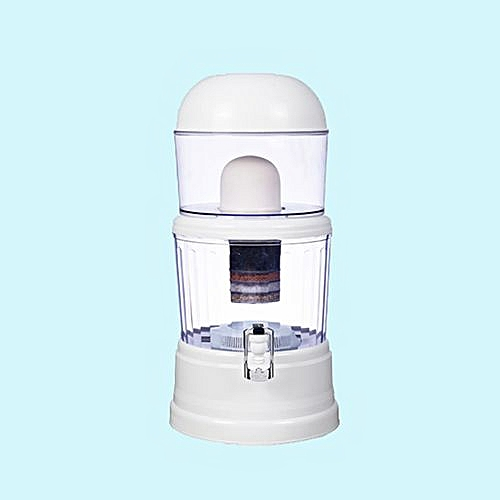 16L Water Purifier Filter With Dispensing Tap