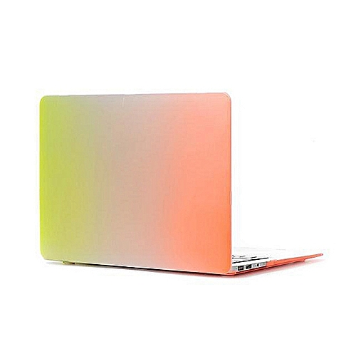 Matte Rainbow Hard Protector Case For Macbook Air 11-inch C
