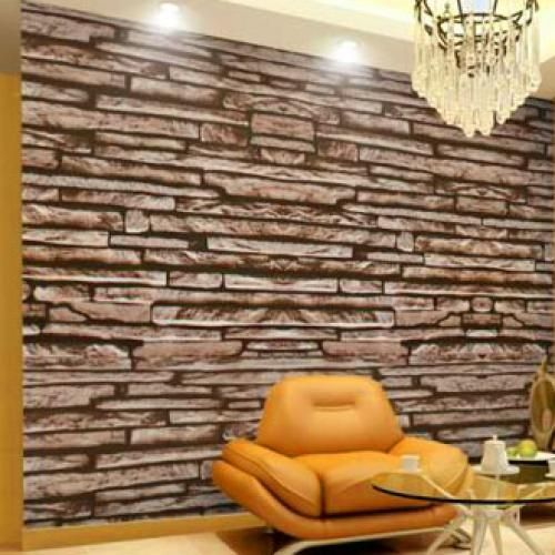 Universal 3d effect brick wallpaper buy online jumia for 3d effect wallpaper for home