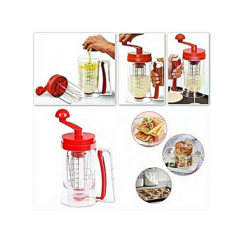 Pancake Machine/Batter Mixer And Dispenser