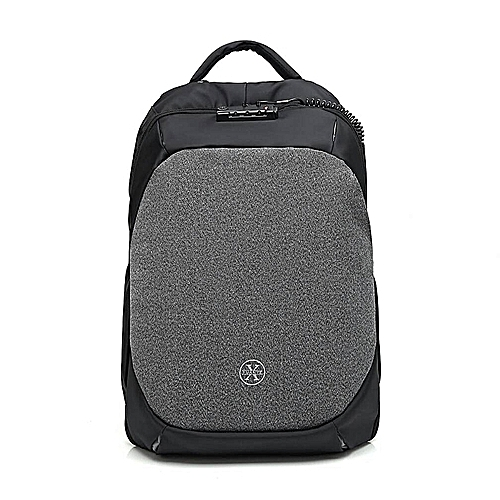 Click Pack Pro Functional Anti-theft BackPack (Grey)