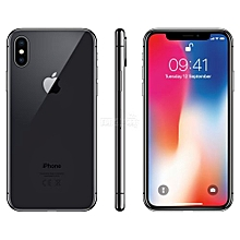 Iphone X 64 GB Space Grey With Tampered Glass