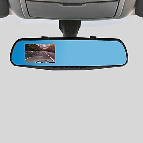1080P HD Dash Cam Rear View Mirror Car Video Recorder 1PC