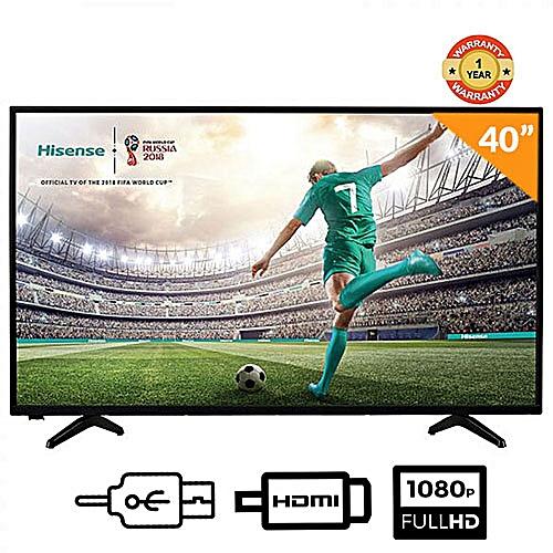 40 Inch HD LED TV + Free Wall Bracket - HX40N2176F