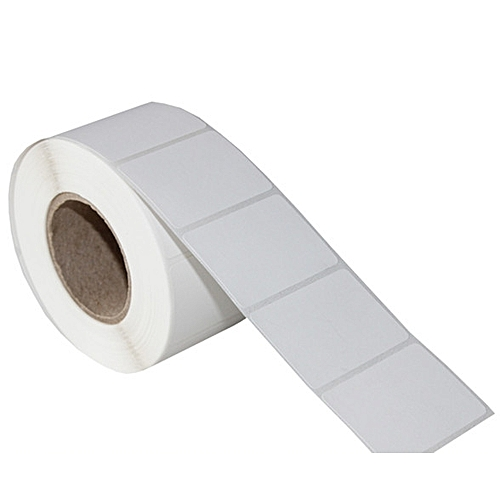 30mm By 20mm Direct Thermal Barcode Label Sticker Paper