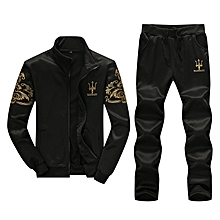 ec0c97fd79b Stylish Spring And Autumn Casual Long Sleeved Men  039 s Sports Suits