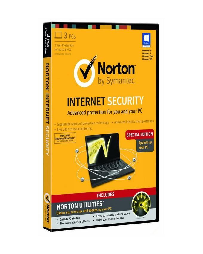 Norton Anti-Virus - 3User