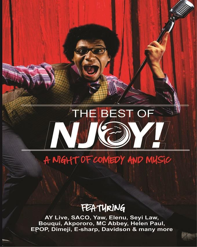 NJOY 7.0: The Best of NJOY - 8 DVD's