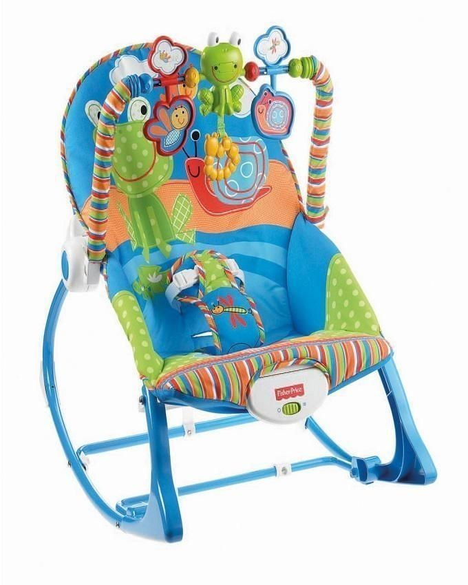 Fisher Price Infant To Toddler Rocker Buy Online Jumia