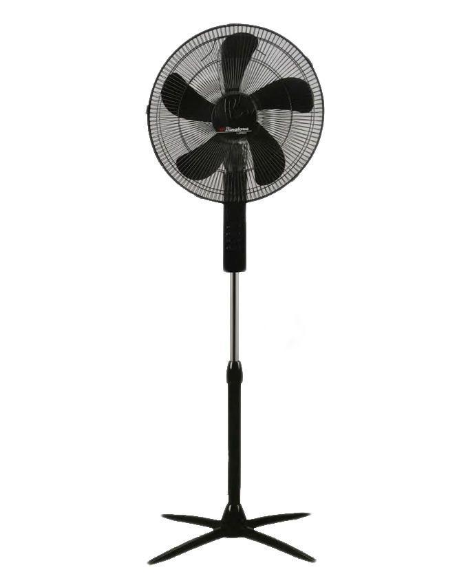 16 Inch Standing Fan VS-1656 - Black/Grey