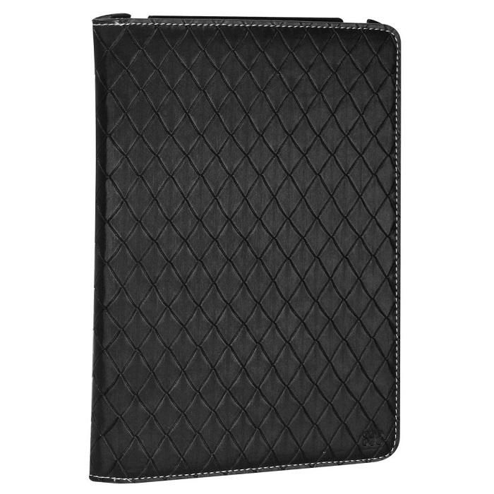 Totan Leather Cover With Multifunctional Detachable Inner Sleeve For iPad Mini - Black