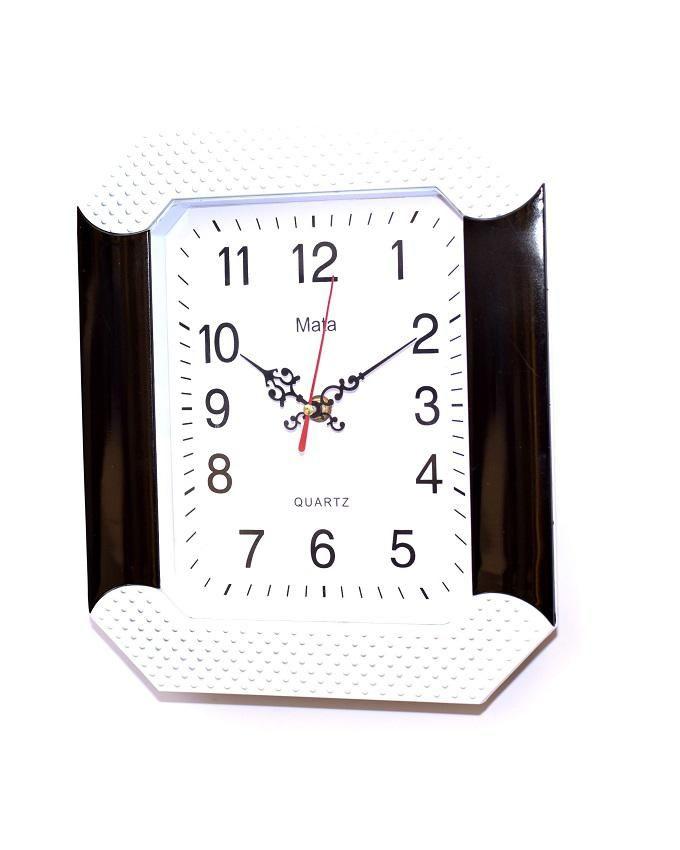 Quartz Wall Clock- Black