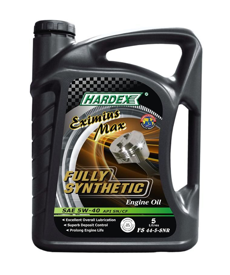 Fully Synthetic Engine Oil (FS 44-5-SNR) SAE 5W-40  API SN/CF - 5Ltrs