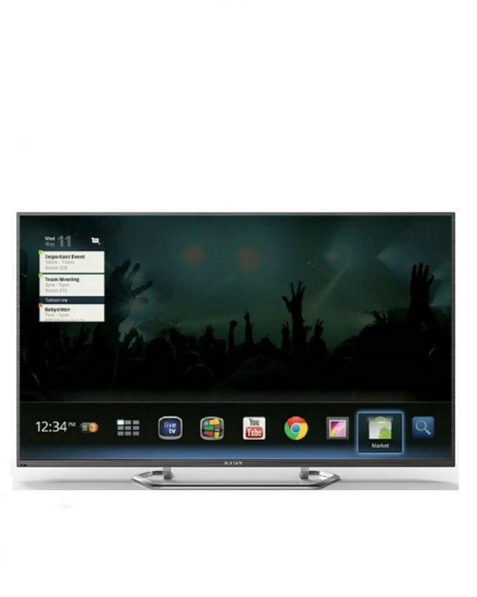55 inch Android Smart LED TV + Free Wireless Keyboard + Free Mouse + Nano Receiver