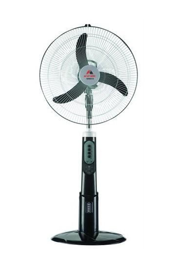 18 Rechargeable Stand Fan with USB Port ADK8518