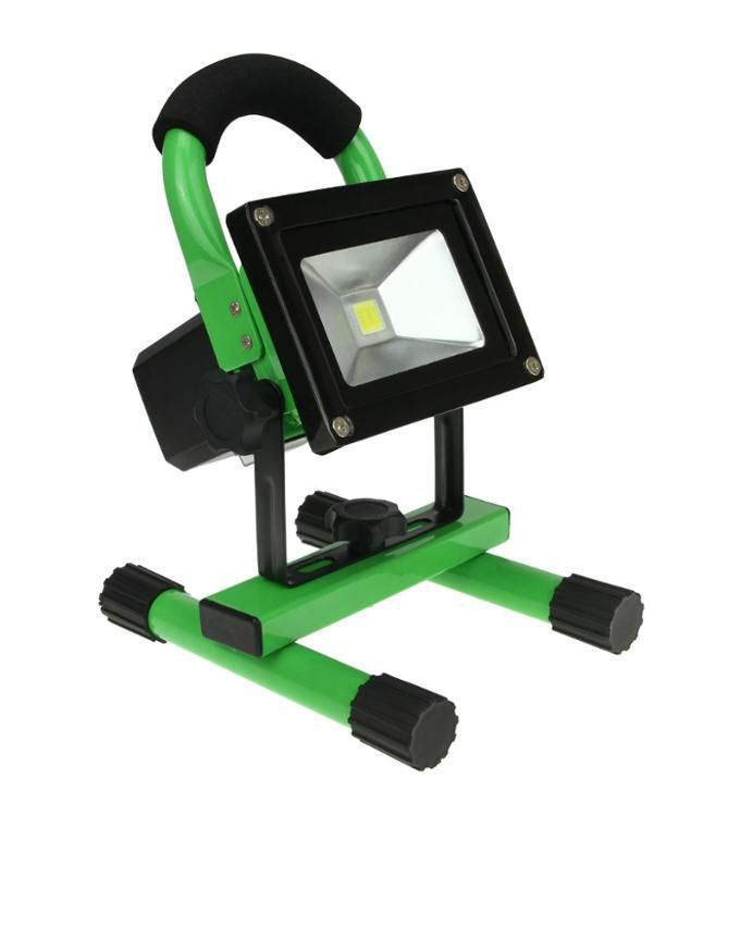 LED Rechargeable Floodlight - 10w