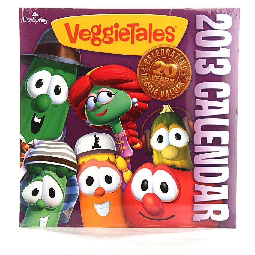 Veggietales 2013 Calendar