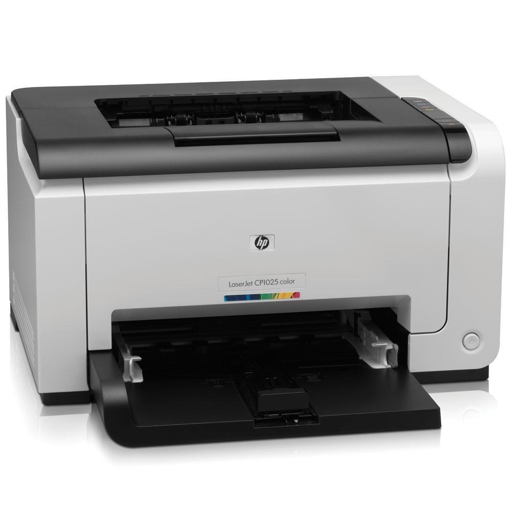 LaserJet Pro CP1025 Color Printer - CF346A