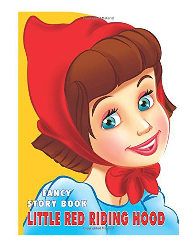 Fancy Story Board Book - Little Red Riding Hood