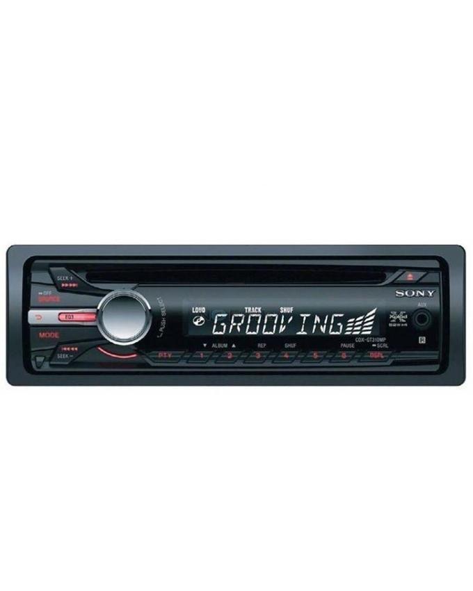 In-Dash CD/MP3 Car Receiver
