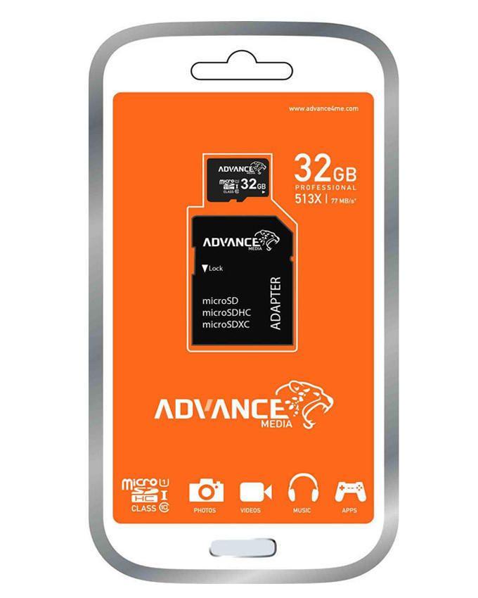 SDHC 32Gb Micro Memory Card