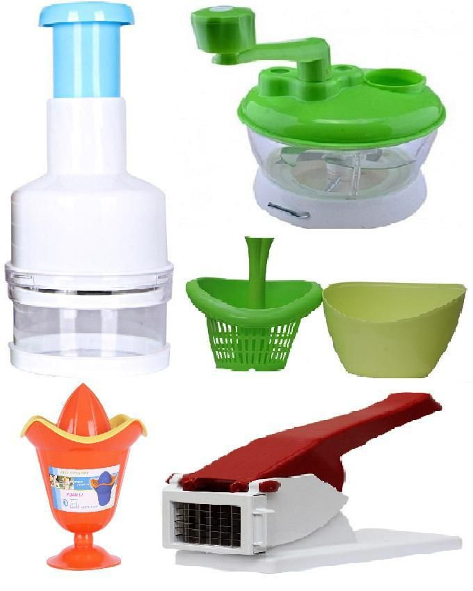 Set of 5 Kitchen Tools