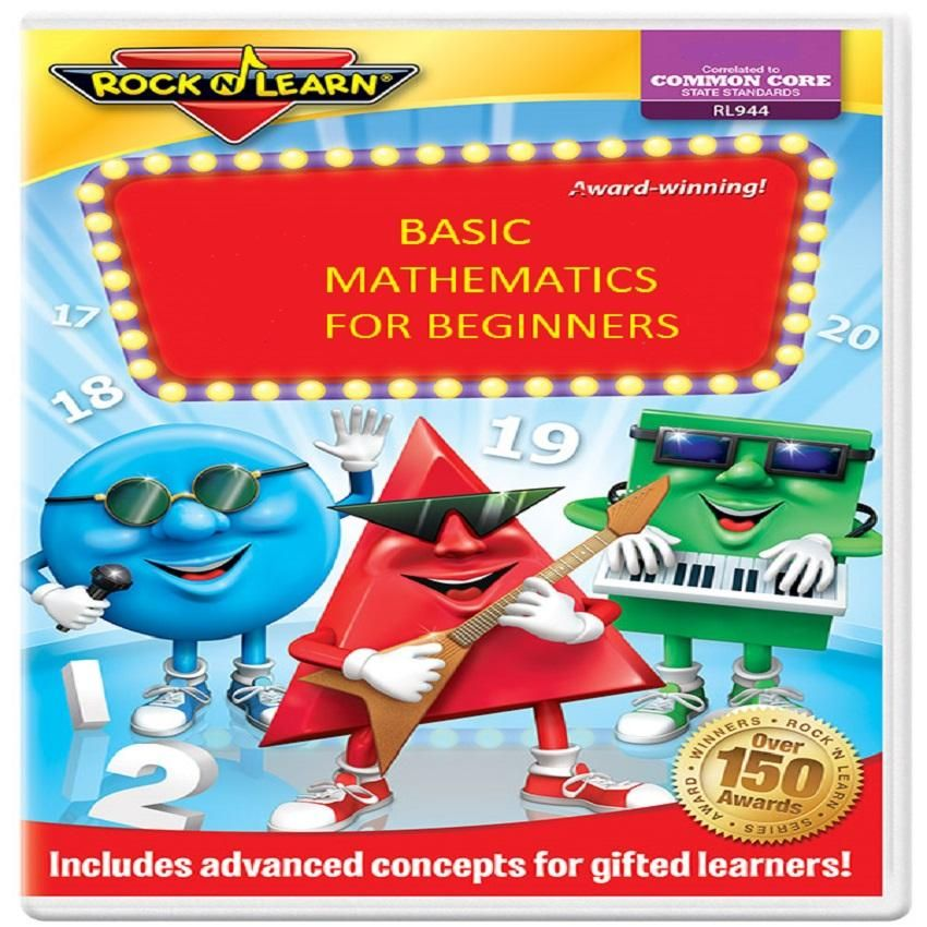 Rock N Learn Mathematics For Beginners