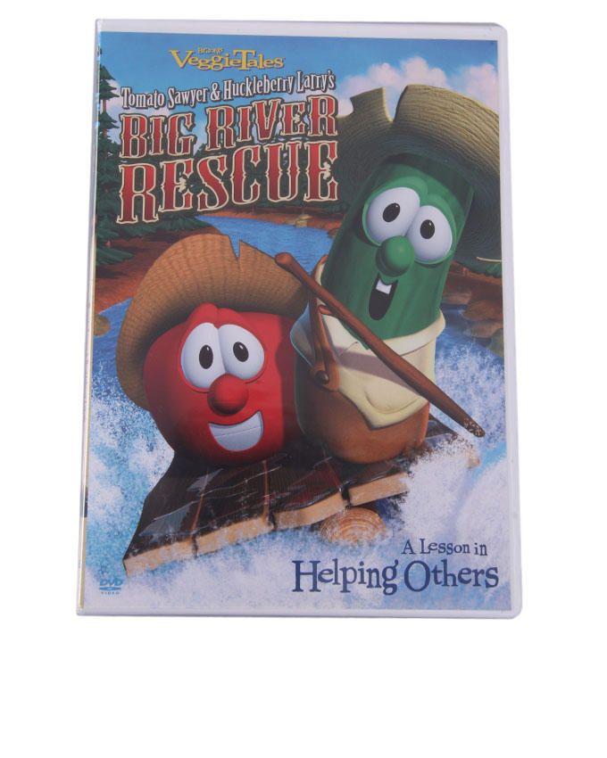 Tomatoe Sawyerr & Huckleberry Larrys Big River Rescue - Multi