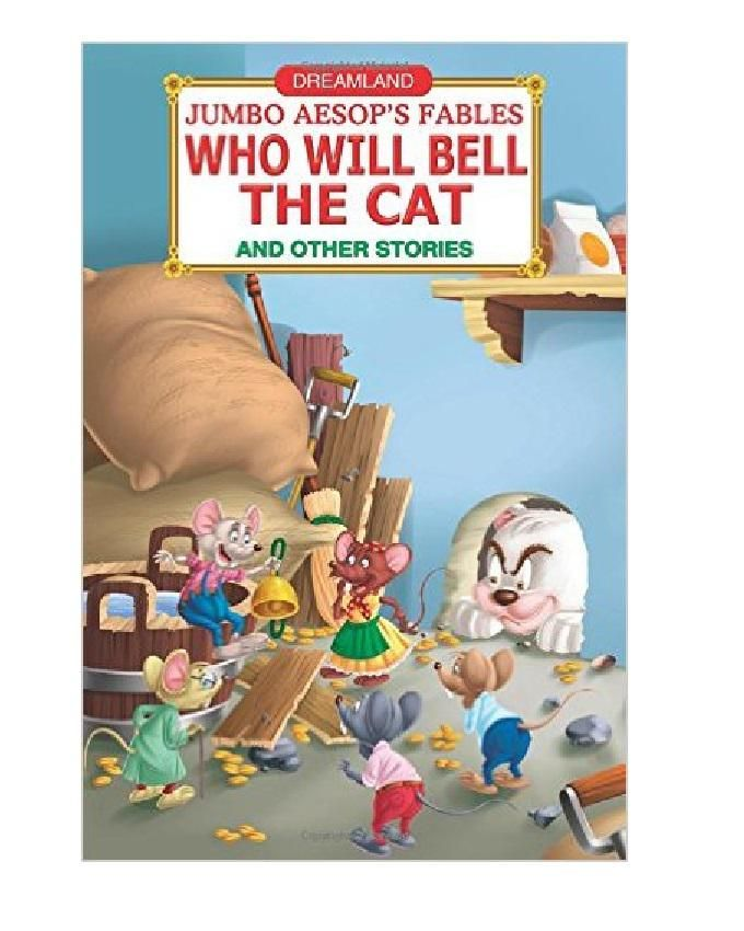 JUMBO AESOP'S FABLES: WHO WILL BELL THE CAT, AND OTHER STORIES