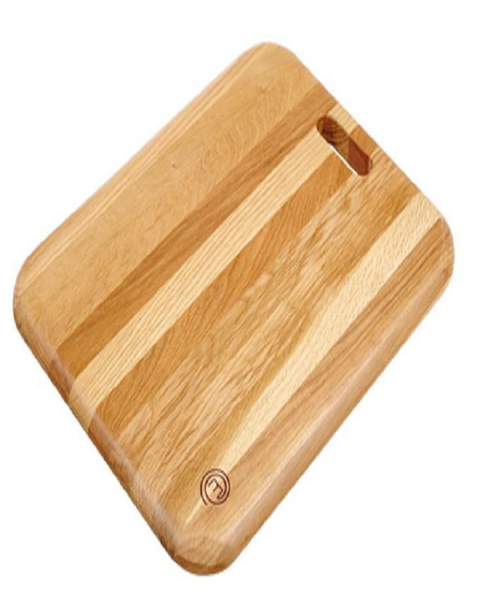 Wooden Chopping Board - Brown
