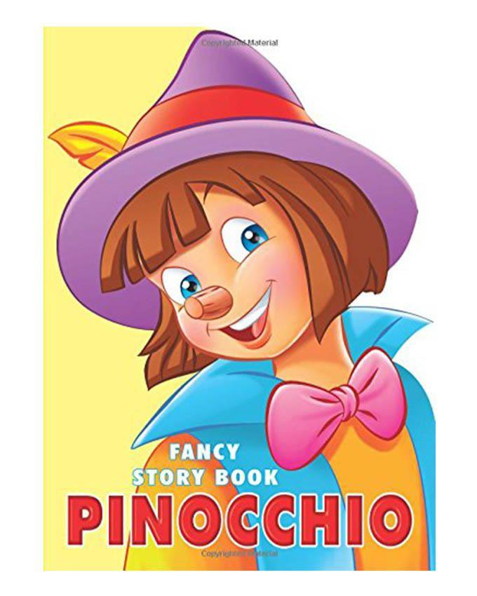 Fancy Story Board Book - Pinocchio