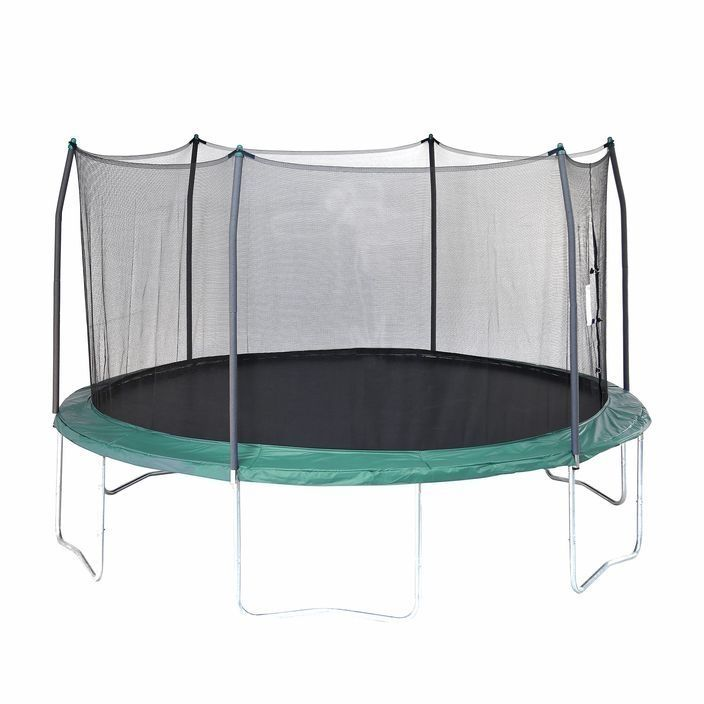 Orbounder 14 Trampoline And Enclosure Combo: Trampoline - Buy Online