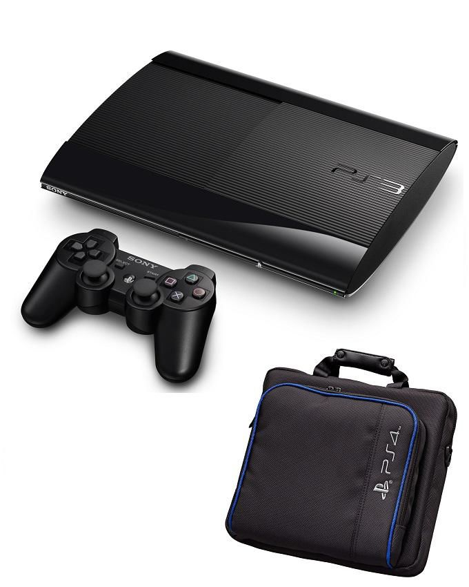 PS3 500GB Console + Free Bag
