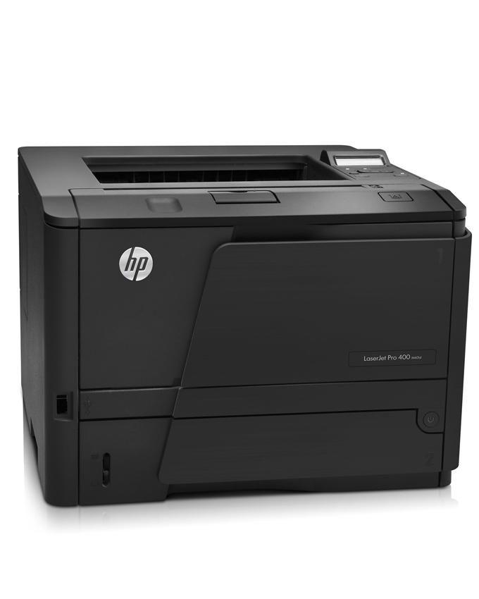 Laserjet Printer PRO 400 M401D - Black