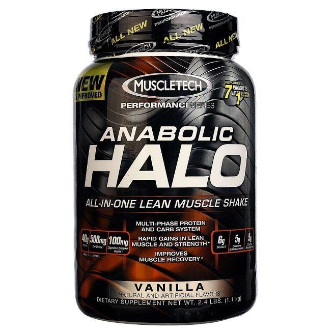 Anabolic Halo Supplements Vanilla